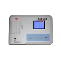 ECG300G Digital Three Channel ECG