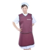 Lead apron set(separate,no sleeve,double sides)